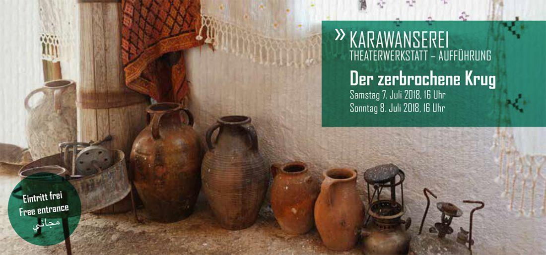 Karawanserei, Der zerbrochene Krug, 2018