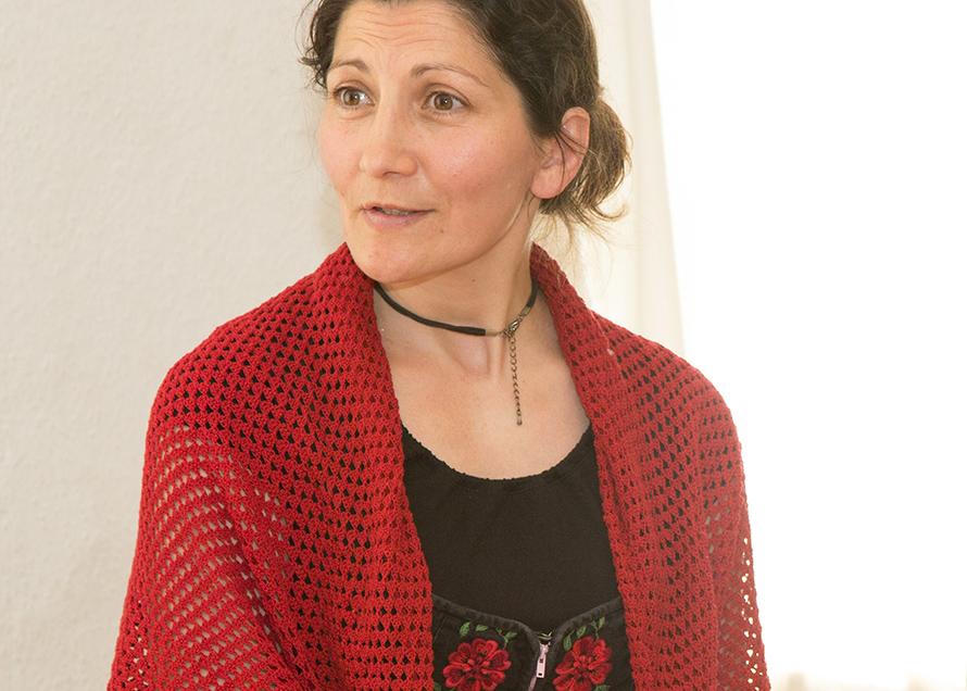 Karawanserei, Der zerbrochene Krug, 2018 - Eve alias Luisa
